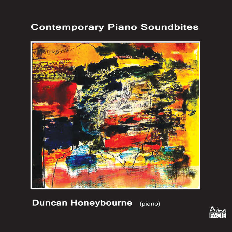 Contemporary Piano Soundbites CD