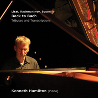 Back to Bach CD