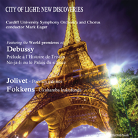 City of Light: New Discoveries CD