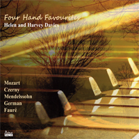 Four Hand Favourites CD