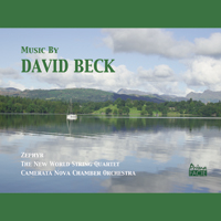 Music by David Beck CD
