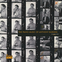 The Piano Music of Anthony Burgess CD