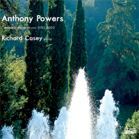 Powers Complete Piano Music CD