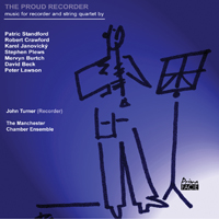 The Proud Recorder CD