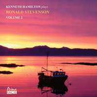 Ronald Stevenson Vol 2 CD