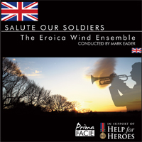 Salute Our Soldiers CD